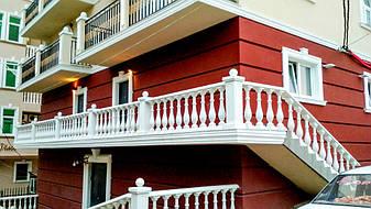 Балясины Умань   Балюстрада бетонная в Умани и Черкасской области 3