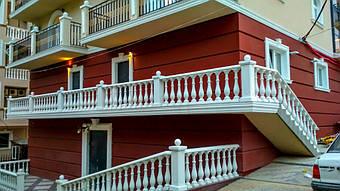Балясины Умань | Балюстрада бетонная в Умани и Черкасской области 7