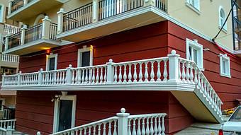 Балясины Умань   Балюстрада бетонная в Умани и Черкасской области 7