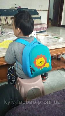 """Детский неопреновый рюкзак """"Львенок"""""""
