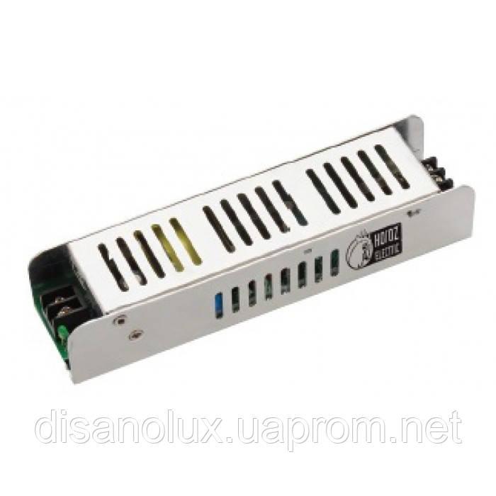 LED драйвер 60Вт, 12В, 5А, негерметичный IP20