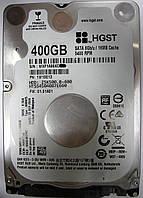 HDD 400GB 5400 SATA3 2.5 Hitachi HTS545040B7E660 WXF1A86KC0EE, фото 1