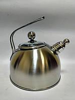Чайник со свистком Krauff 26-202-006 2,5 л.