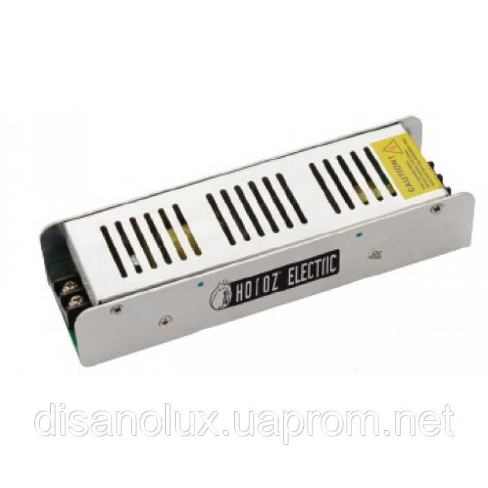LED драйвер 120Вт, 12В, 10А, негерметичный IP20