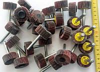 Круг шлифовальный лепестковый на оправке 50х13х6 Klingspor Р80