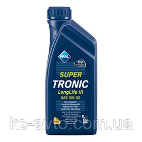 Масло моторное ARAL SuperTronic Longlife III SAE 5W-30