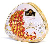 Чай черный Zylanica Ceylon Peacock Orange Оранжевой Павлин 100г