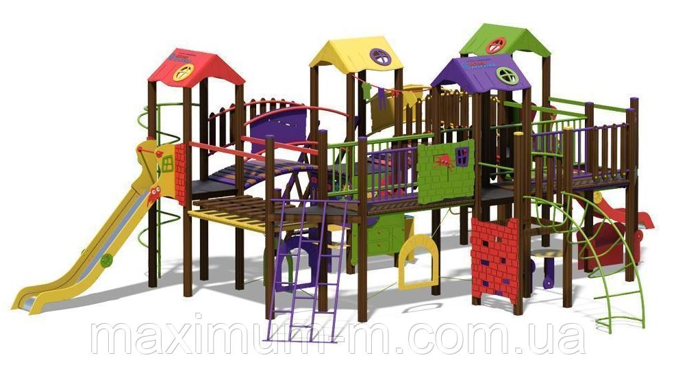 """Игровой комплекс для детей """"Цитадель NEW"""""""
