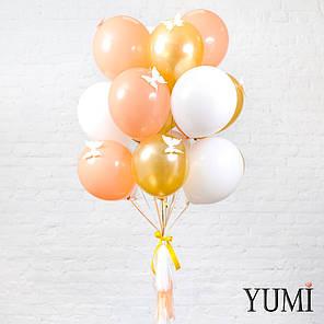 Декор на фотосессию из воздушных шаров с гелием, фото 2