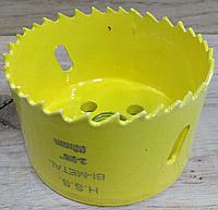 Коронка по металлу Биметаллическая  70 мм