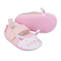 Пинетки -туфли для девочки до года TuTu  арт. 3-004015 (6-12 месяцев), фото 1