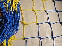 Сетки для мини-футбольных ворот D 4,5мм., для гандбольных, фут-зальных ворот Элит 1,1