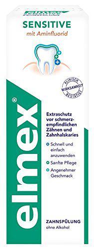 Ополіскувач для порожнини рота Elmex Sensetive 400 ml