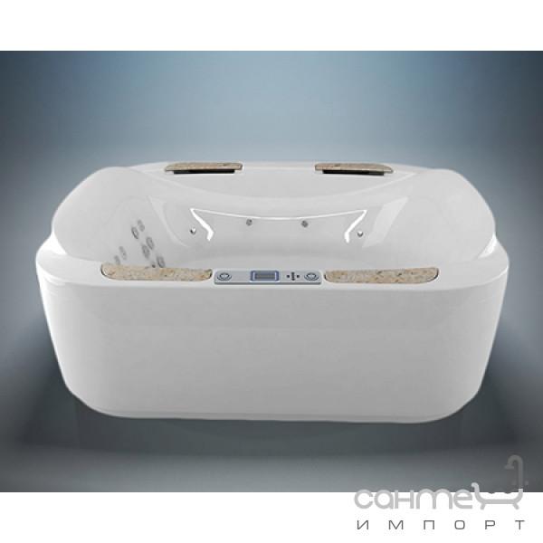 Гидромассажные ванны WGT Гидромассажная ванна WGT Oriental Express комплектация Digital