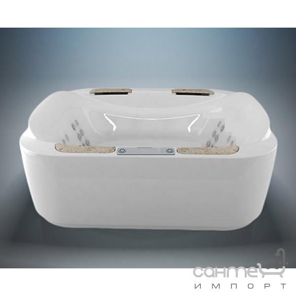 Гидромассажные ванны WGT Гидромассажная ванна WGT Oriental Express комплектация Easy+Hydro