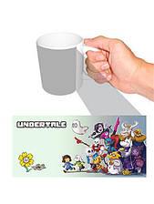 Чашка Undertale