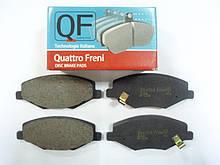 """Колодка гальмівна CHERY Amulet передня """"Quattro Freni"""""""