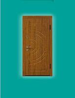 """Дверь входная металлическая готовая ПО-08 Vinorit """"Золотой дуб"""""""