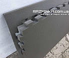 Татами мат ласточкин хвост 40мм (Украина), серые, фото 2