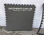 Татами мат ласточкин хвост 40мм (Украина), серые, фото 3