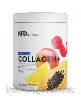 KFD nutrition Premium Collagen Plus 400 g (Kiwi-Agrust)