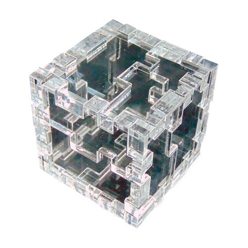 Головоломка Куб-мучитель акриловая