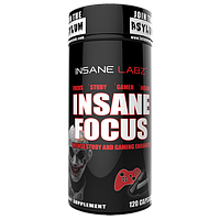 Insane Labz Insane focus 120 капс.