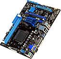 """Материнская плата Asus M5A78L-M LE/USB3 AM3+ DDR3 """"Over-Stock"""" Б/У, фото 2"""