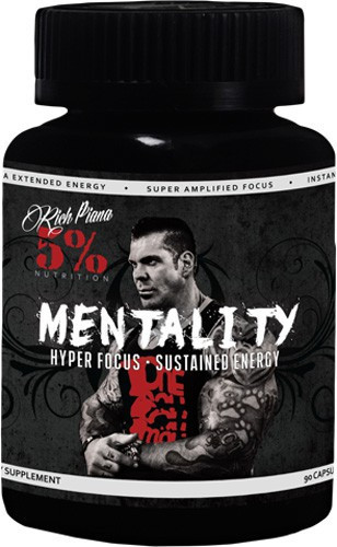 Rich Piana 5% Nutrition Mentality 90 caps