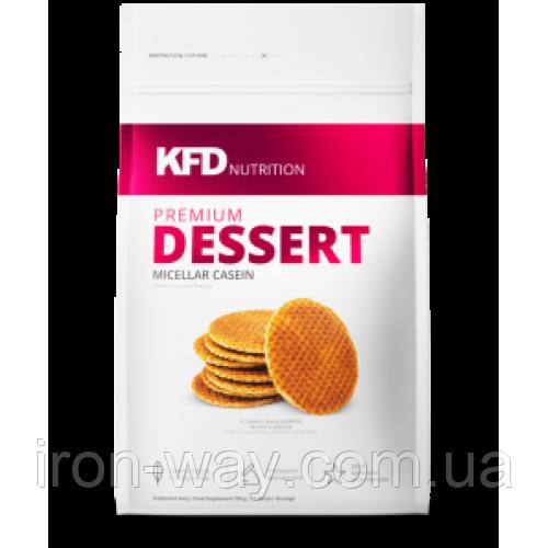 KFD nutrition Premium Dessert Micelar Casein 700 g (Caramel)