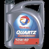 Масло моторное Total QUARTZ 7000 ENERGY 10W40 5л