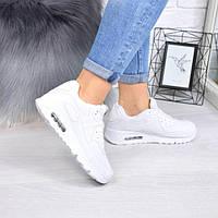 Белые женские кроссовки Nike Air Max , фото 1