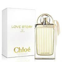 Парфюмированная вода Chloe Love Story (edp 75ml)
