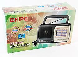 Радіоприймач FM Радіо KIPO KB 408AC