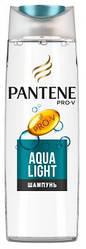 Акція -15% Легкий питательный шампунь Pantene PRO-V Aqua Light, 400мл