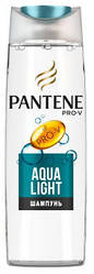 Легкий питательный шампунь Pantene PRO-V Aqua Light, 400мл