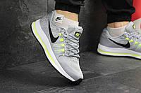 Стильные мужские кроссовки Nike Air Zoom Vomero 12, серые