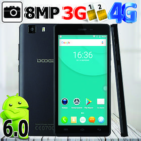 Оригинальный Смартфон-Doogee X5 Pro 2/16 IPS 4G 3G