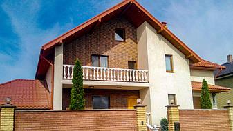 Балясины Петровское | Балюстрада бетонная в Киевской области. 13
