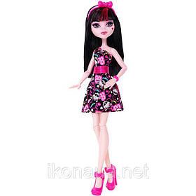 Кукла Дракулаура Бюджетная серия Яркая Monster High Draculaura Doll