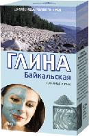 Глина голубая Байкальская