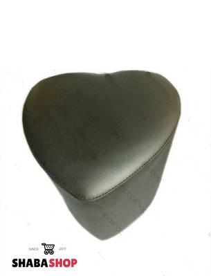 Пуф серце чорний, фото 2