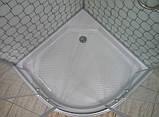 Гидромассажный душевой бокс Ocean Pearl ZP 90х90х210, фото 8