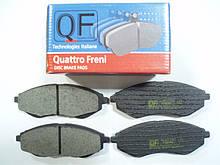 """Колодка гальмівна CHEVROLET AVEO I, II, KALOS передня """"Quattro Freni"""" OEM 96534653"""