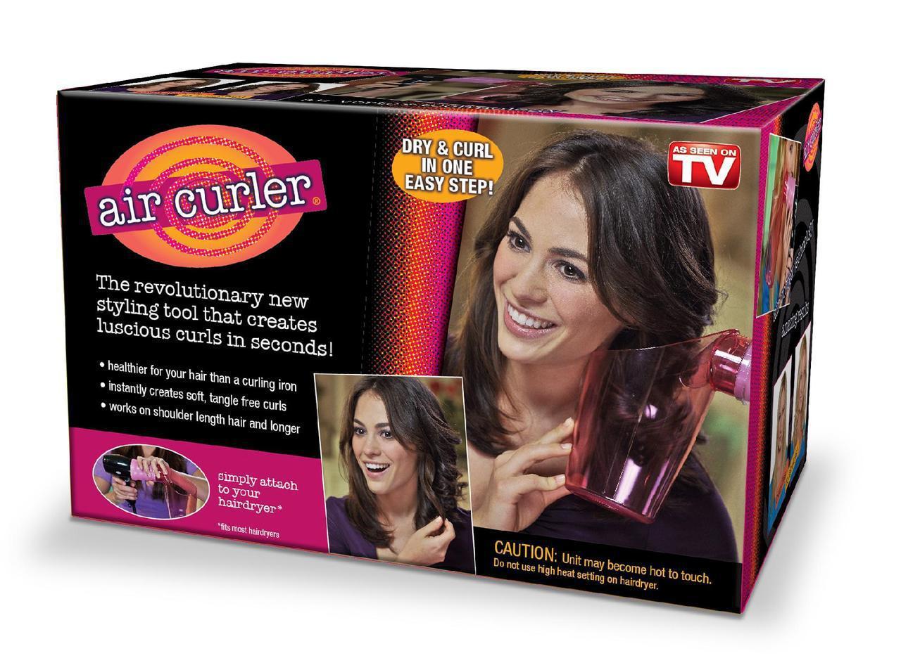 🔥✅ Насадка для фена для завивки локонов Air Curler