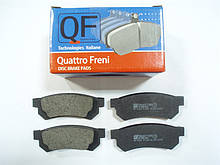 """Колодка тормозная CHEVROLET Lacetti задняя """"Quattro Freni"""" OEM 96405131"""