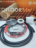 Нагрівальний кабель IN-THERM ECO PDSV довжиною 8м з регулятором, фото 2
