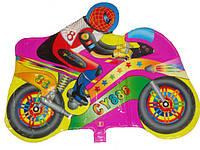 Воздушный шар Мотоциклист 60 cm