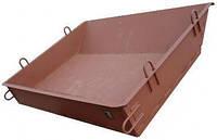 Ящик для раствора и бетона Лапоть 2,5 м3