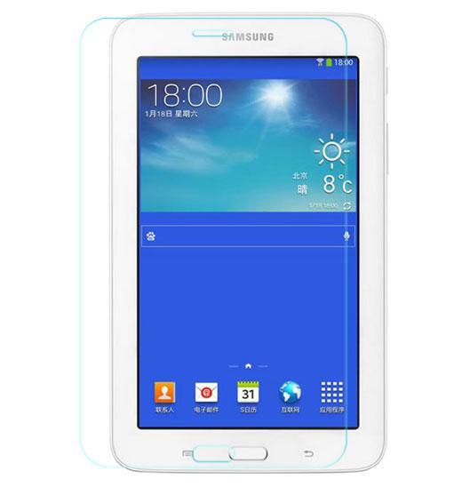 "Защитное закаленное стекло для Samsung Tab 3 Lite 7"" T110/T111/T113/T116"
